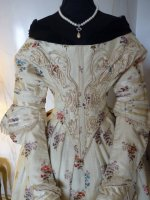 24 antique romantic period dress 1839
