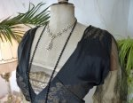 7 antique evening dress 1913