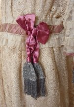 5 antique girls dress 1905