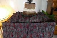 35 antique hooded cape 1790