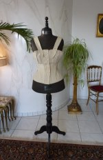 2 antique sport corset 1880