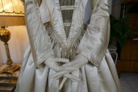 12 antique wedding dress 1845