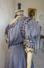 38 antique gown