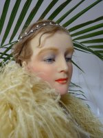 12 antique mannequin