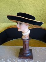 4 antique hat 1912 Cameron Titanic