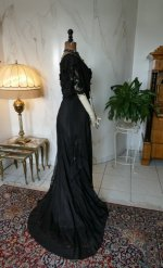 30 antique Drecoll dress 1906