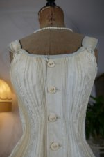 6 antique reliance corset 1899