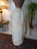 80b antique bridal gown 1874