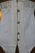3 antique corset 1915