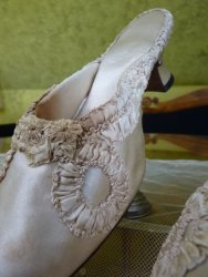 antique boudoir slipper