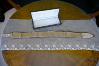 14 antique court dress belt 1900