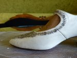 14 antique wedding shoes 1908