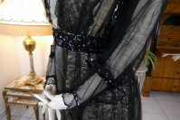 17 antique evening dress 1915