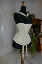 3 antique Ideal Corset 1890