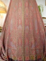 5 antique Paisley shawl 1860