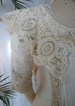 22 antique bridal gown