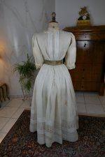 16 antique summer dress 1904