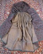38antique hooded cape 1790