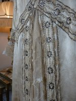 8 antique wedding dress 1920