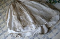 57 antique ball gown 1859