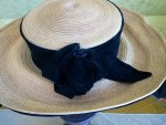 6 antique hat 1912 Cameron Titanic