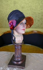 16 antique cloche 1926