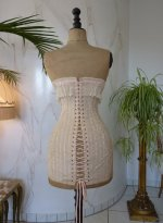 18 antique corset 1908