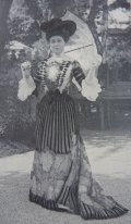 1 antique beer dress 1901