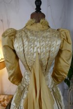 25 antique dress 1895