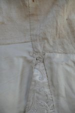 44 antique rococo wedding coat 1740
