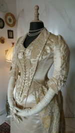 8 antique court dress 188