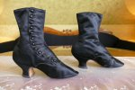 11 antique Facundo Garcia button boots 1879