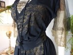 5 antique evening dress 1913