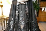 24 antique Gustave Beer gown 1906