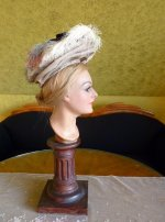 17 antique hat 1900