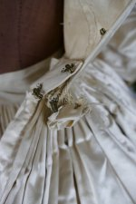 34 antique wedding dress 1845