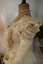 19 antique society dress 1901