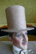 21 antique top Hat 1845