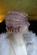 19 antique hair cloche 1920