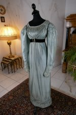 11 antique regency dress 1818