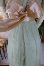 35 antique Jeanne Halle dress 1912