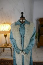 25 antique swansdown feather palatine stole 1820
