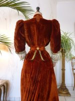 47 antique gown