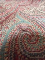 19 antique Paisley shawl 1860
