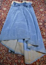 212 antique ball gown 1864