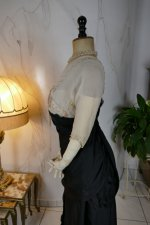 23 antique evening gown Nelmarie 1913