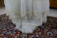 8 antique bustle lingerie 1880