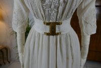 3 antique summer dress 1907