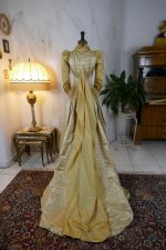 23 antique dress 1895