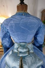 17 antique ball gown 1864